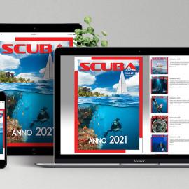 ScubaZone dal 2021 in abbonamento digitale gold