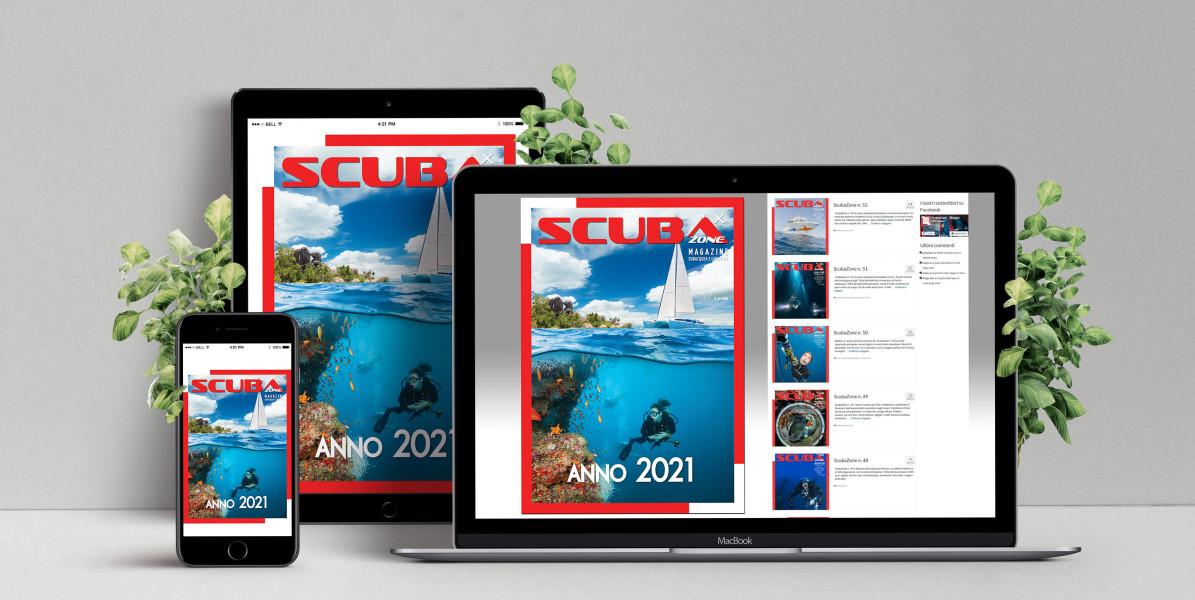 Abbonati alla versione digitale per il 2021