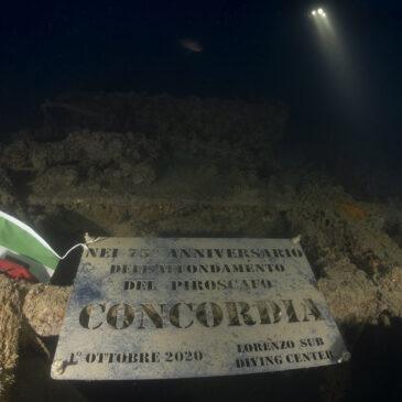 La storia del Concordia si arricchisce di nuovi contenuti