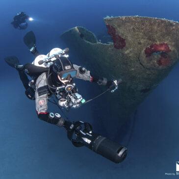 Malta, grandi immersioni da riva (e non solo) nella nuova normalità