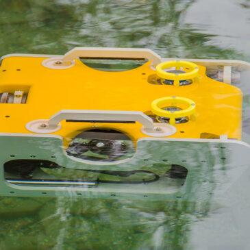 Sicurezza subacquea attraverso i ROV