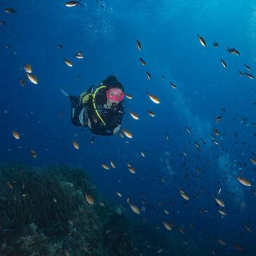 Diving è figo
