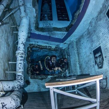 Deep Dive Dubai la piscina più profonda del Mondo non è una piscina