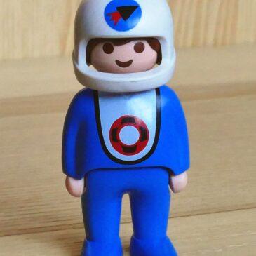 Da grande farò l'astronauta